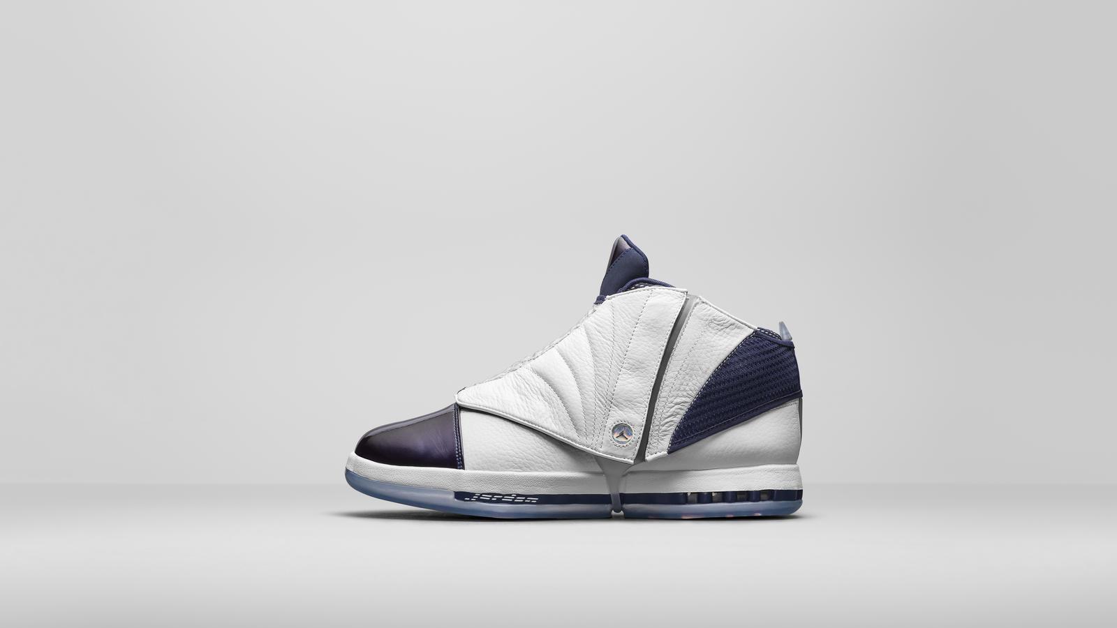 0940daaa91e1 Ray Allen Recalls the Air Jordan XVI - Nike News