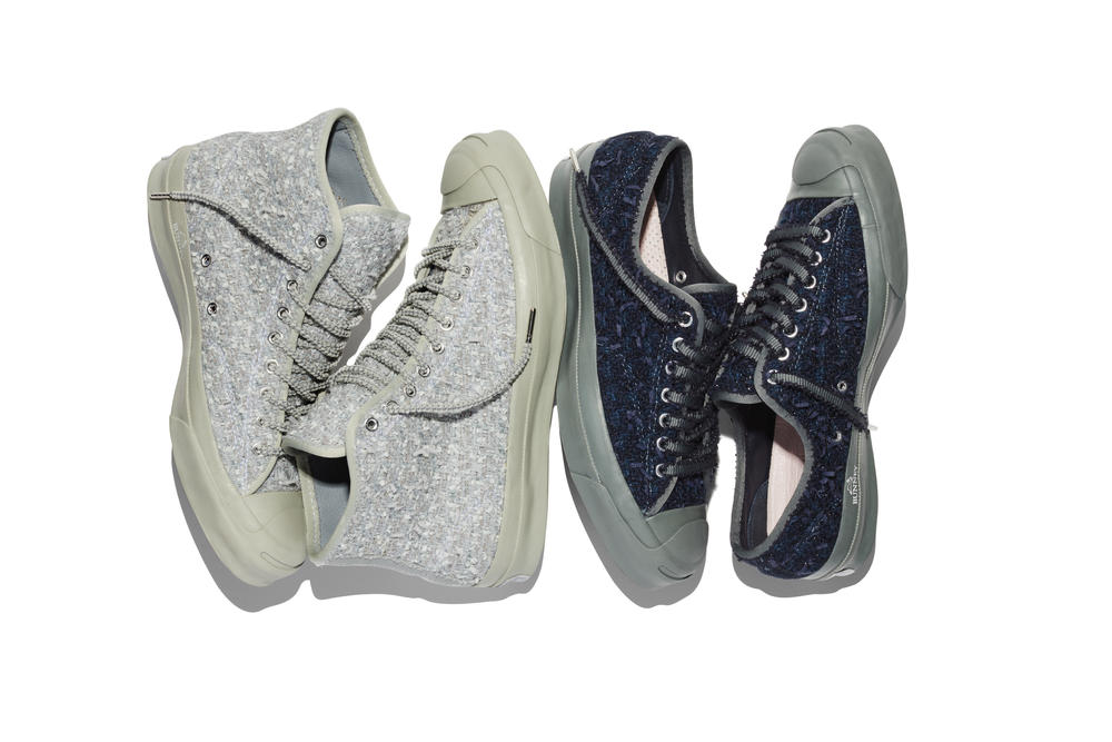 The Converse Jack Purcell Signature x Bunney Collection