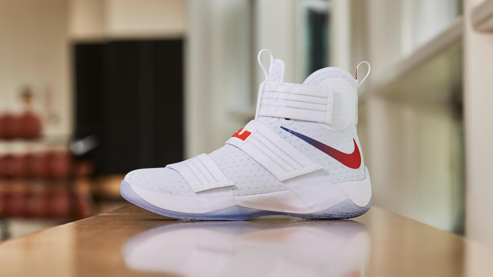 Nike Zoom LeBron Soldier 10 PE - Nike News