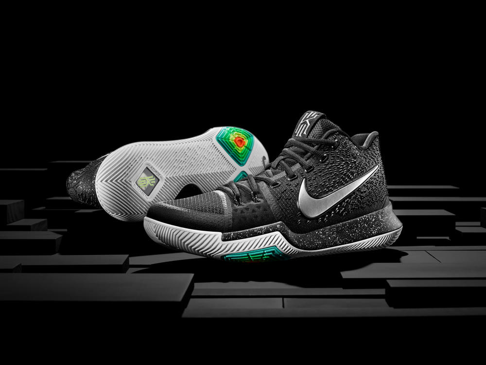 KYRIE 3 Built for Kyrie Irving's Prolific Game