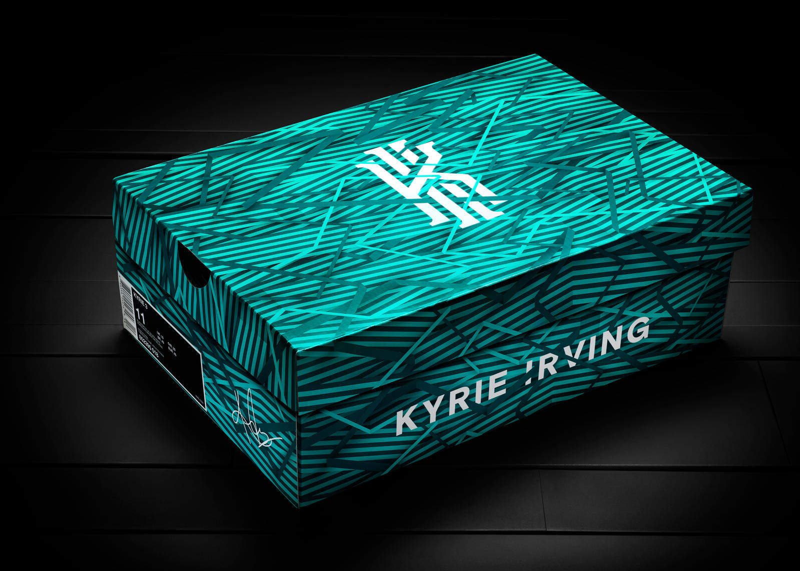 outlet store 23310 4a7b8 16-400 Nike Kyrie 3 Box-01. Official KYRIE 3 box