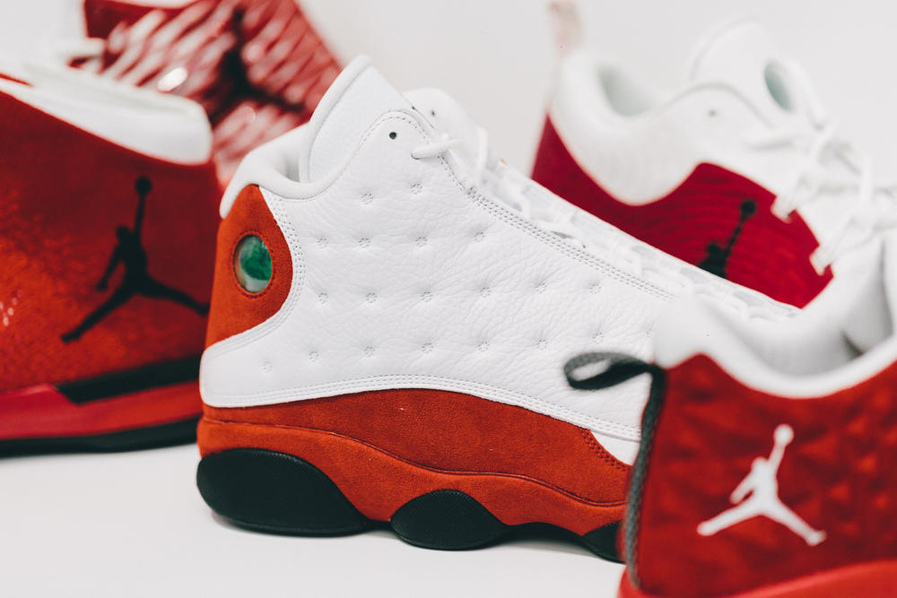 Melo M13 Debuts as Part of Jordan Brand Christmas Day PE Collection
