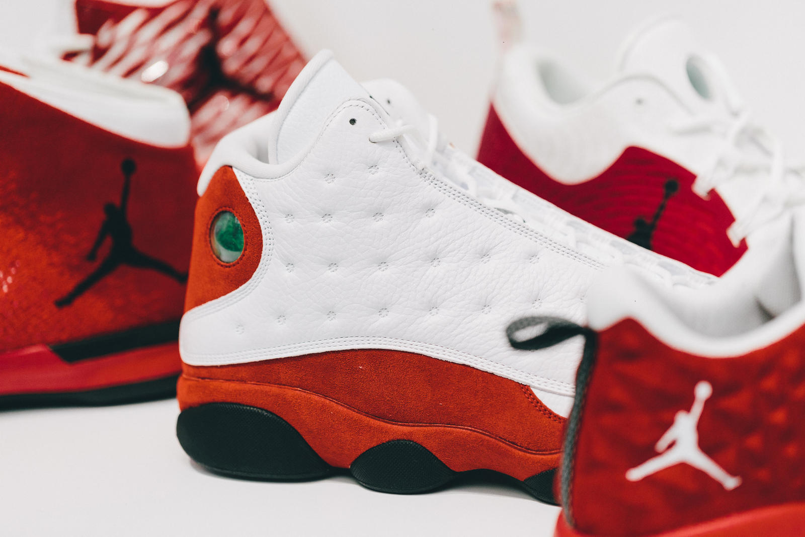 Melo M13 Debuts as Part of Jordan Brand Christmas Day PE Collection ...