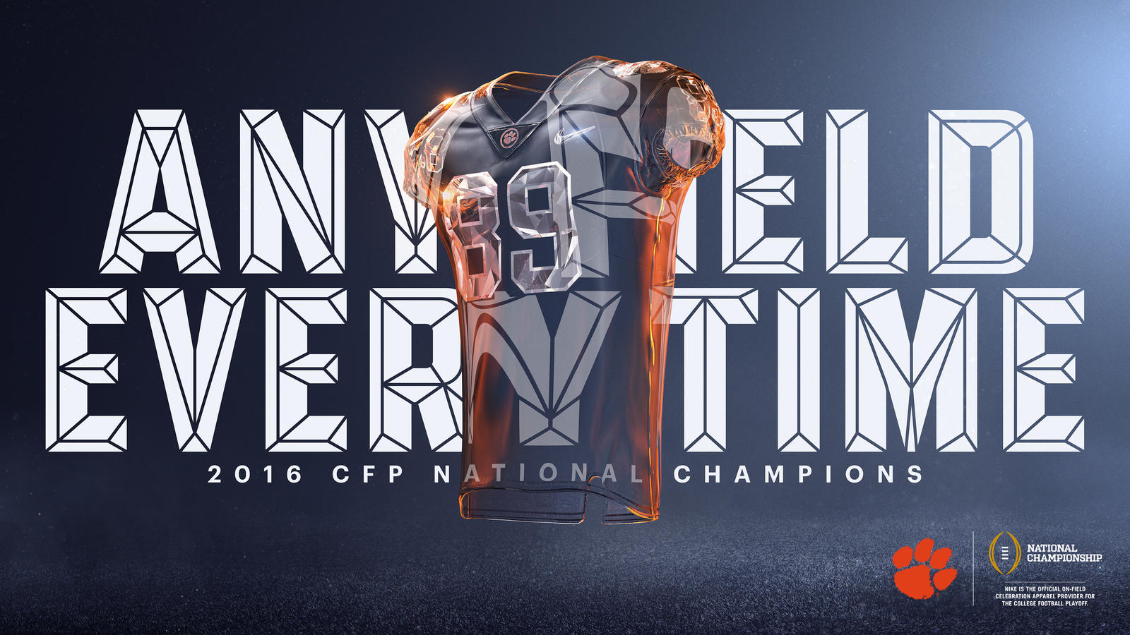 Clemson Wins College Football Playoff National Championship Nike News