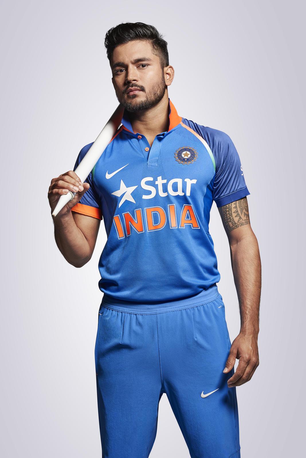 Nike Unveils New Team India Cricket Kit - Nike News