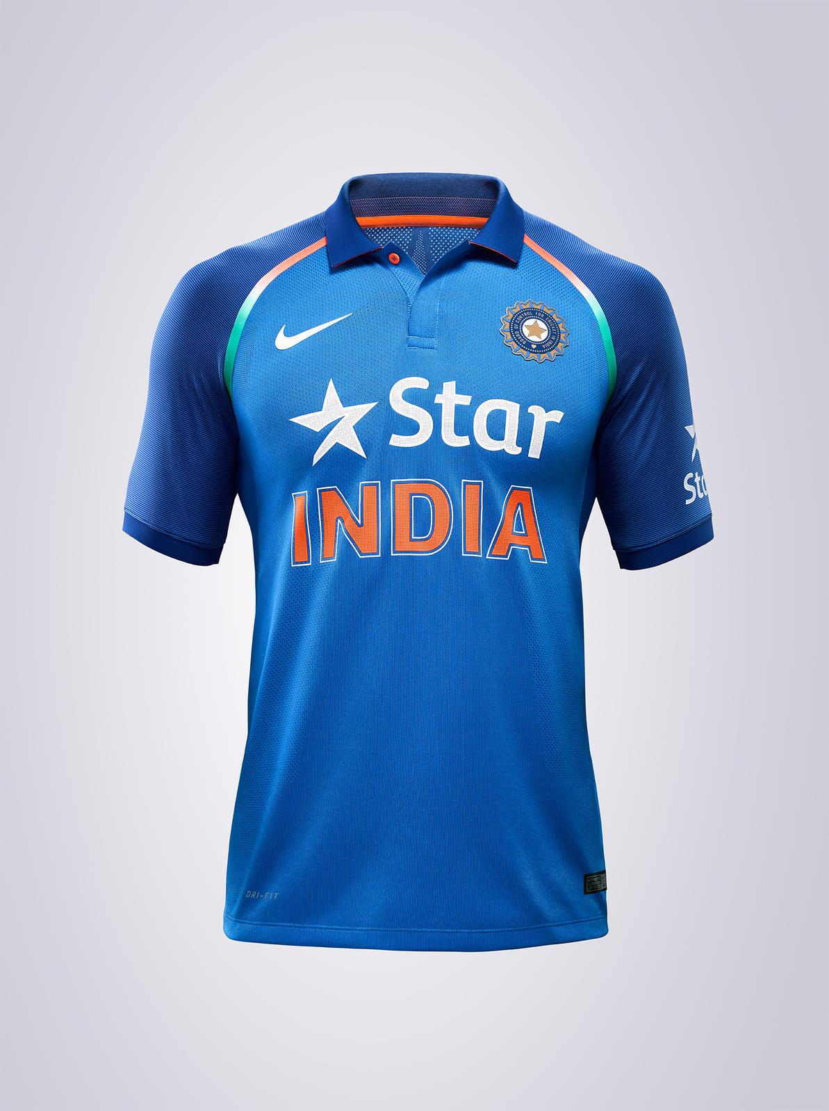 79d52876 Nike Unveils New Team India Cricket Kit - Nike News
