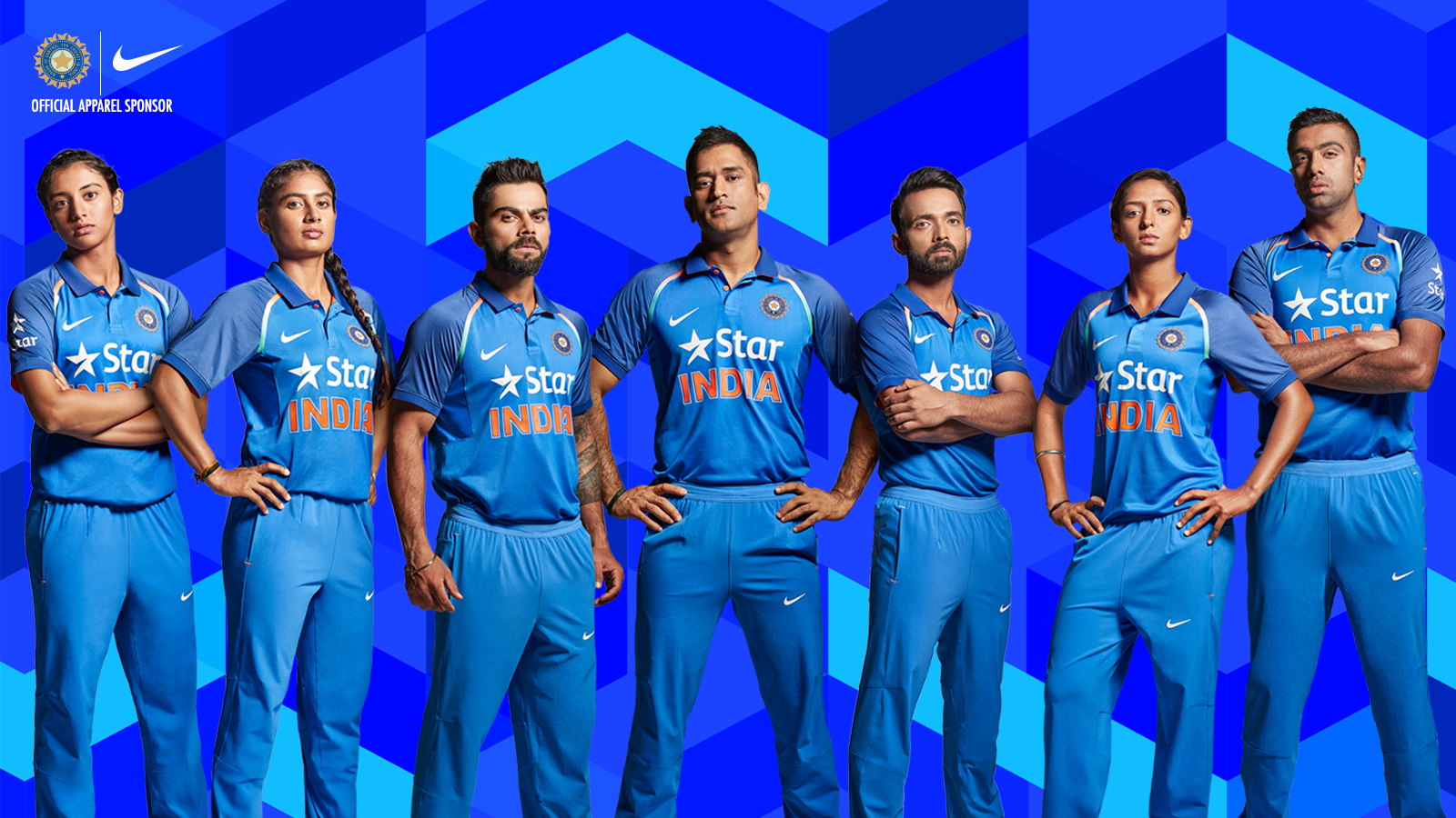 Photos Environment Friendly Jerseys For Team India: Nike Unveils New Team India Cricket Kit