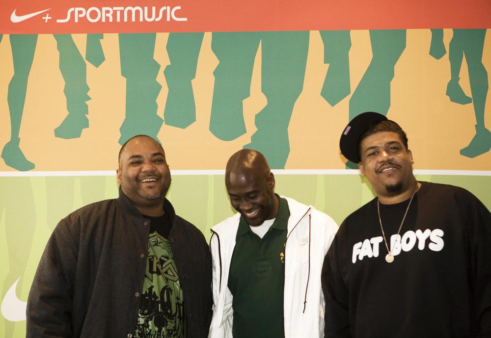Nike partners with De La Soul