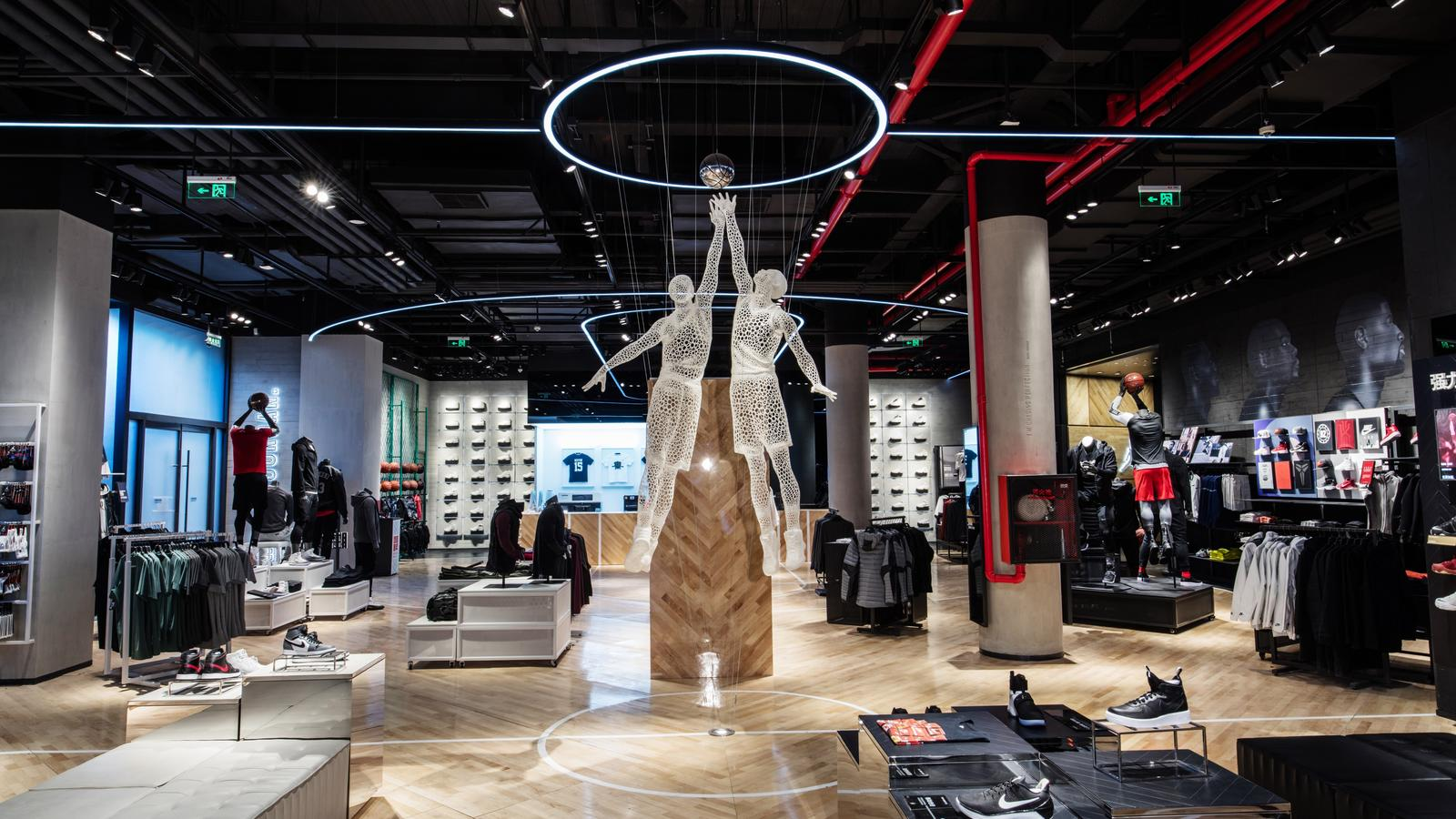 9bfa8e6a592 First Look: Inside the Nike & Jordan Basketball Experience Store in ...