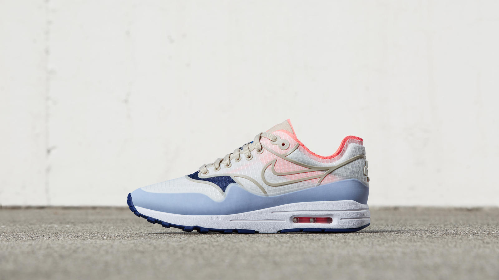 Discount Prices Nike W Nike Air Max 1 Ultra 2.0 Si White I92b4086