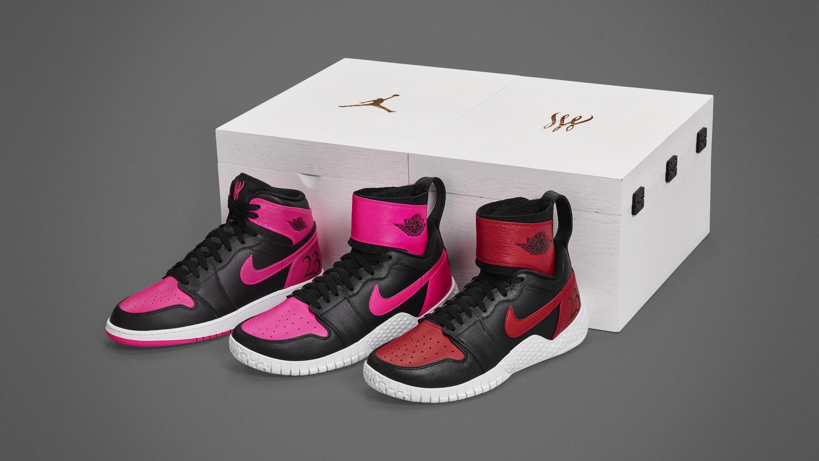 Nike and Jordan Brand Celebrate Serena