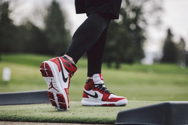 air jordan golf shoes nike