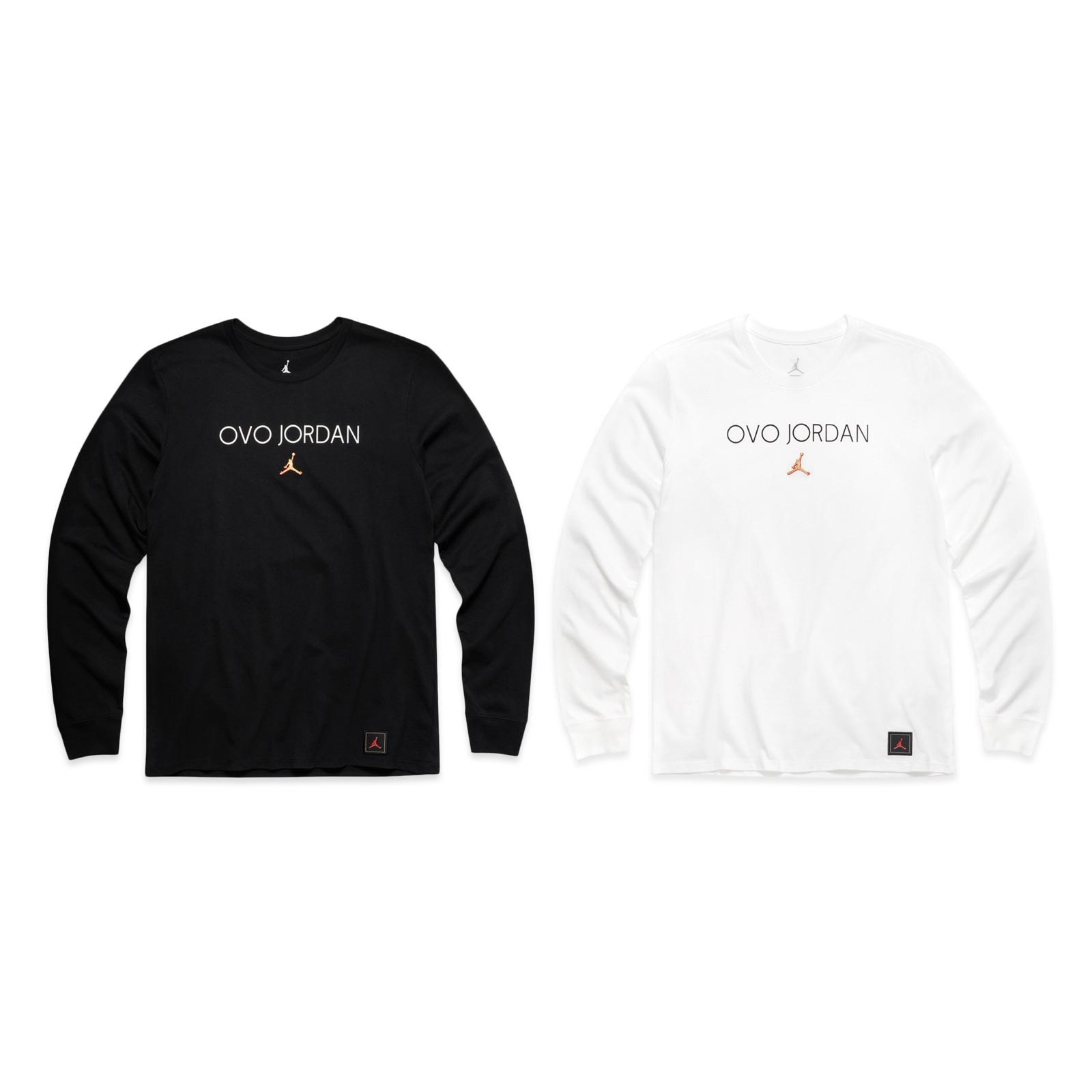 Jordan x OVO 2017 All-Star Collection L/S Tee