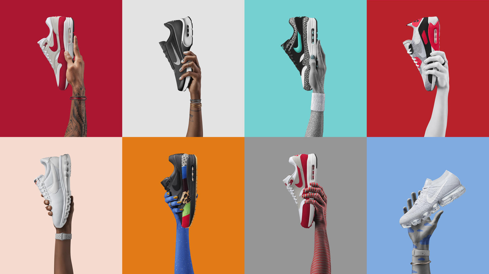 wholesale dealer 7c4d1 68010 Air Max Day Collection Featuring Nike Air VaporMax - Nike News