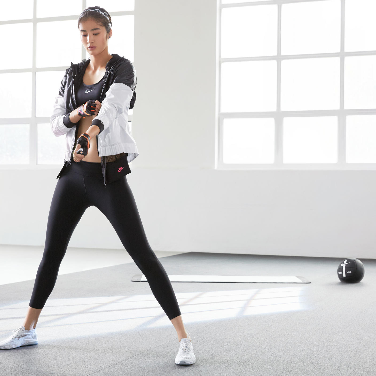 Nike Partners with Chinese Tennis Star Li Na to Introduce Signature Line 14