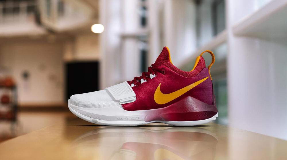 "Nike PG1 PE ""Hickory"""