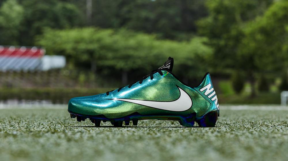 Nike Vapor 4.2 Debuts at NFL Scouting Combine