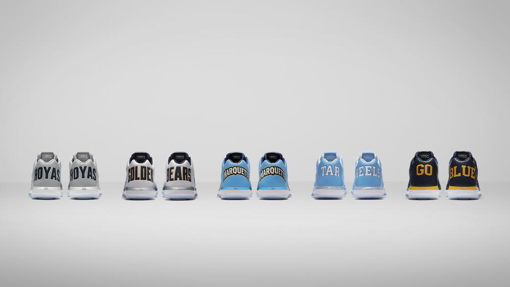 Jordan Brand Debuts AJ XXXI Low in School Colors