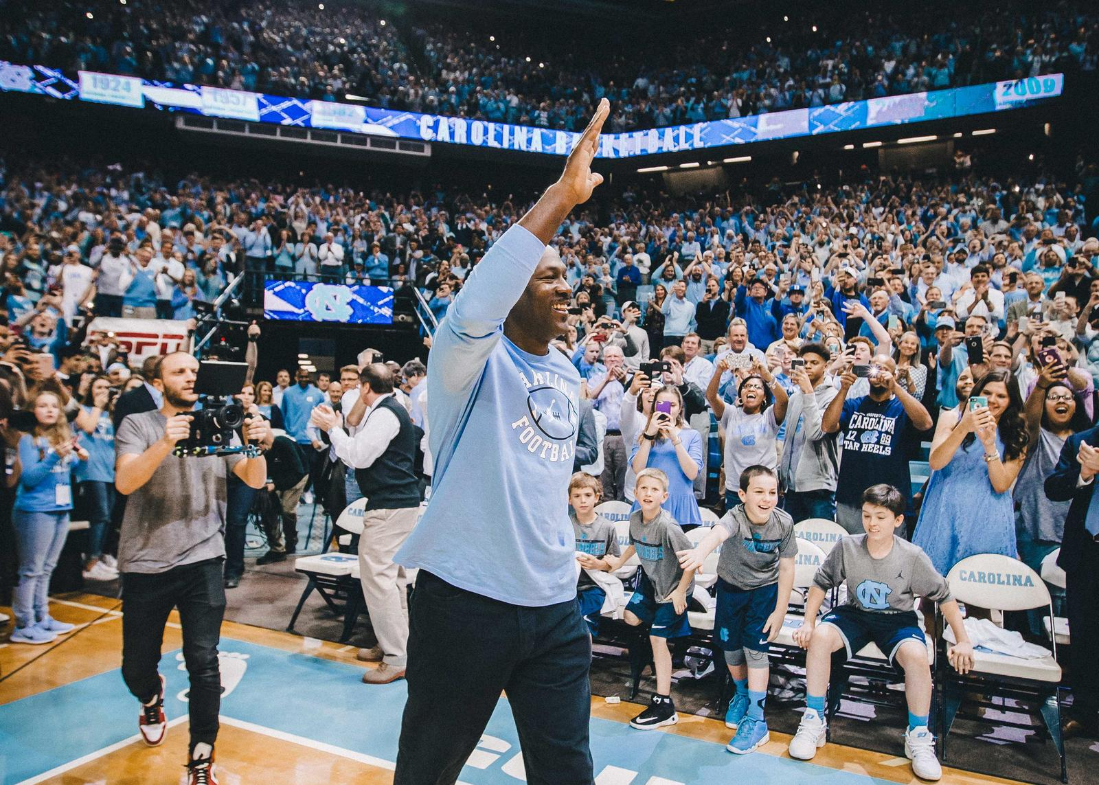 Jordan Brand Expands Partnership with UNC to Include Football 3