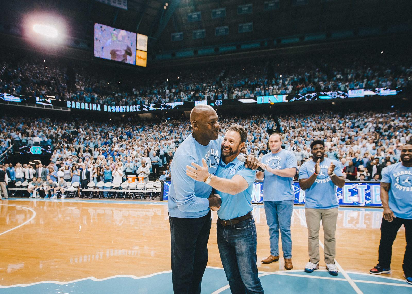 Jordan Brand Expands Partnership with UNC to Include Football 5