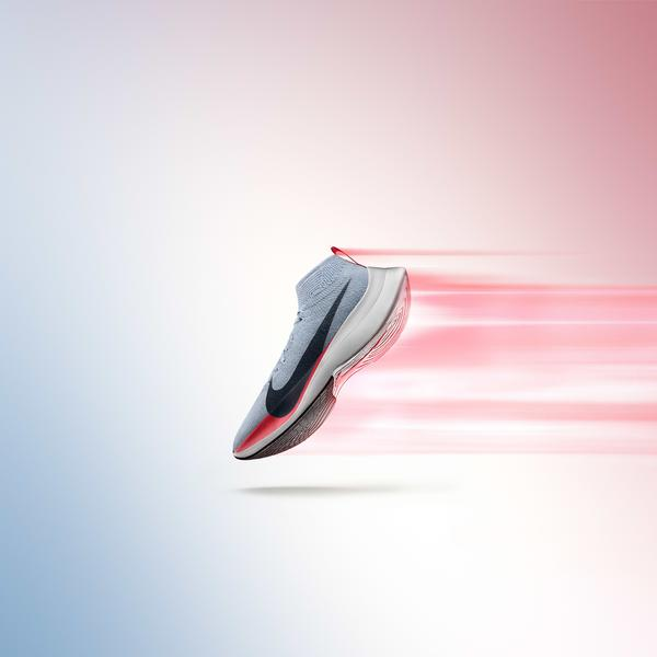 introducing the nike zoom vaporfly elite featuring nike zoomx