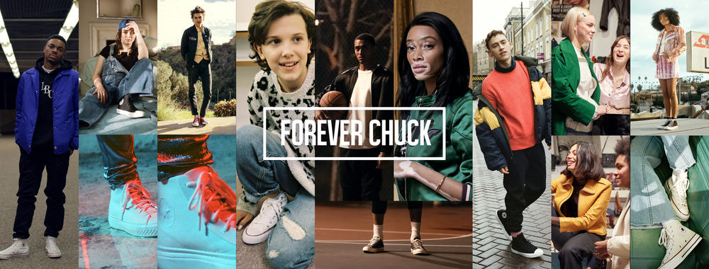 Converse Unveils Forever Chuck Film, A Celebration of Chuck Taylor