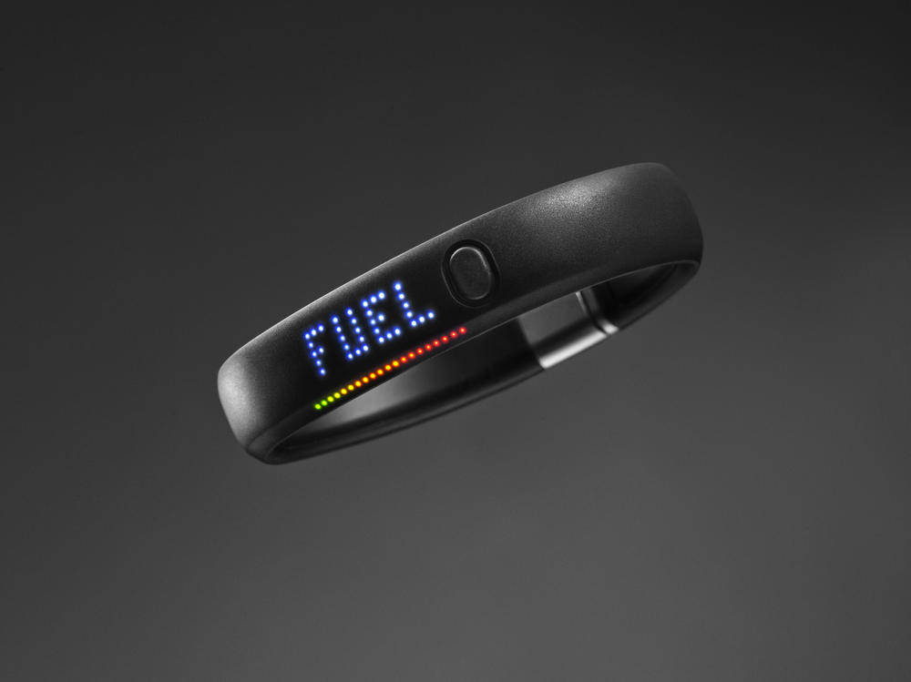 Nike+ FuelBand makes life a sport