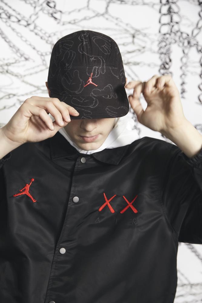 Jordan x KAWS Capsule