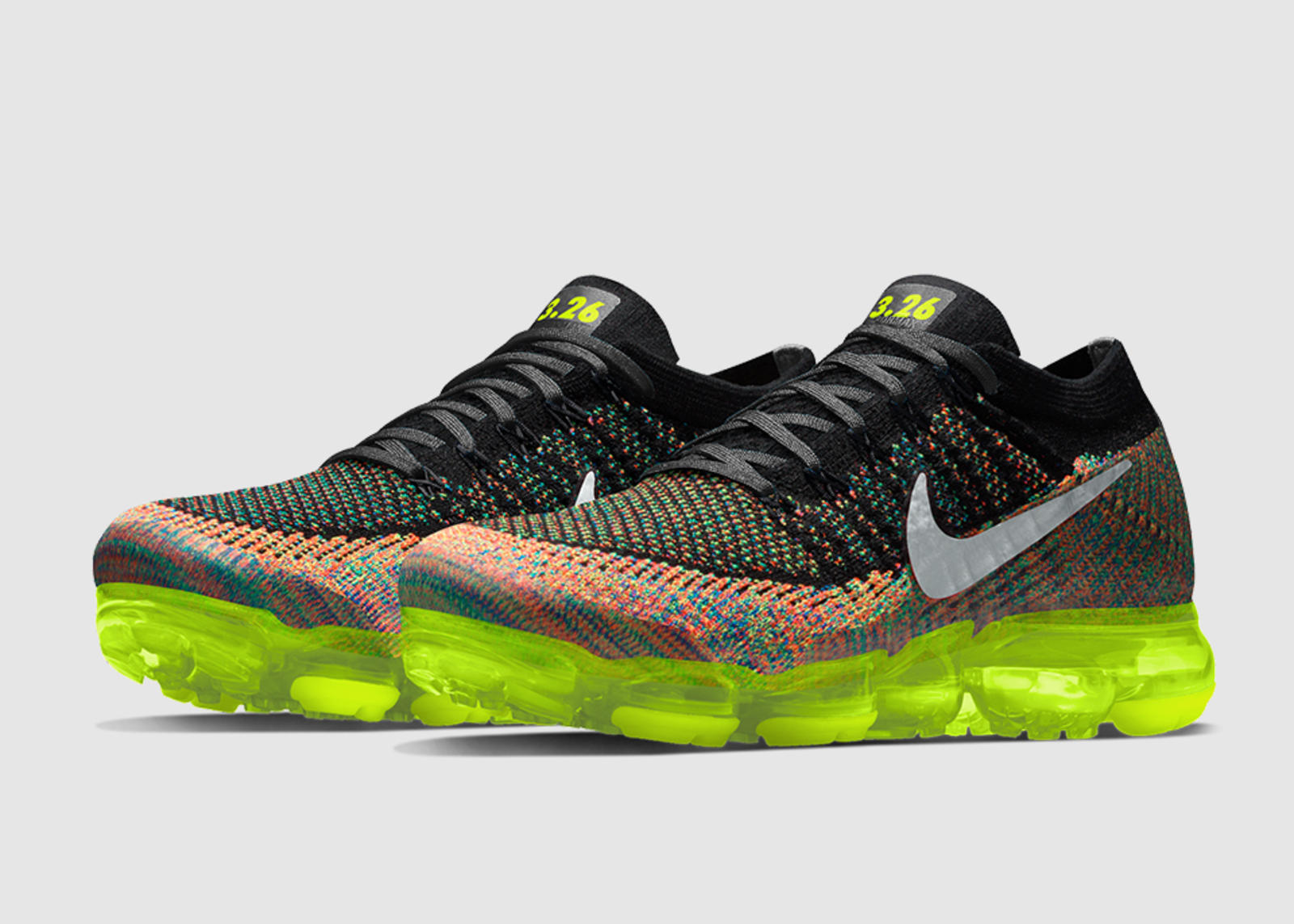 dcce6357dd Nike Air VaporMax iD Celebrates Past, Present and Future of Air 14