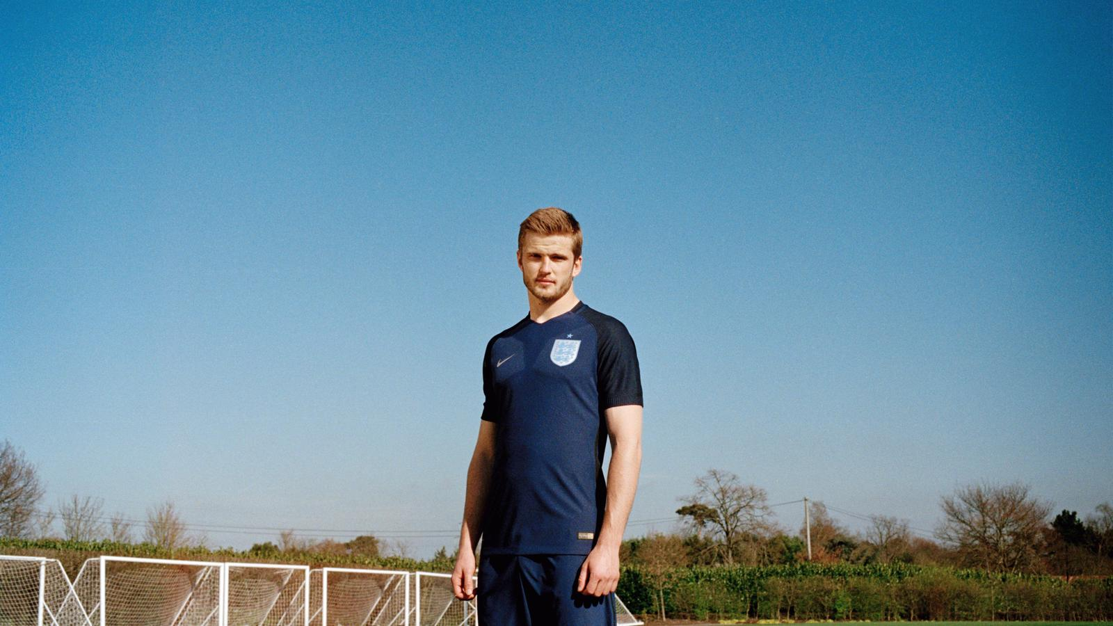 watch 4b09c 1decc New Away Kit in Classic Navy for England National Team ...