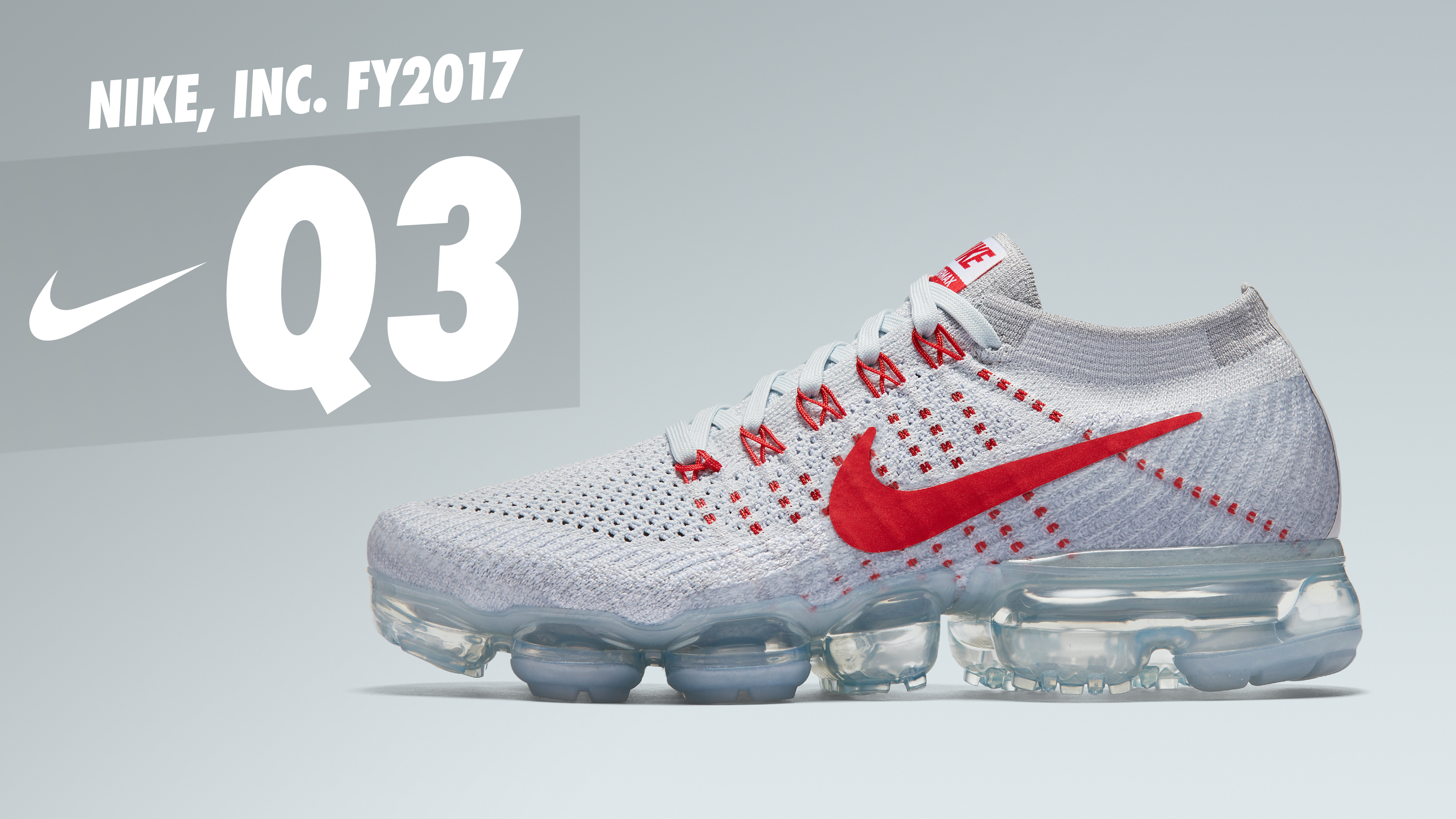 NIKE, Inc. Reports Fiscal 2017 Third Quarter Results