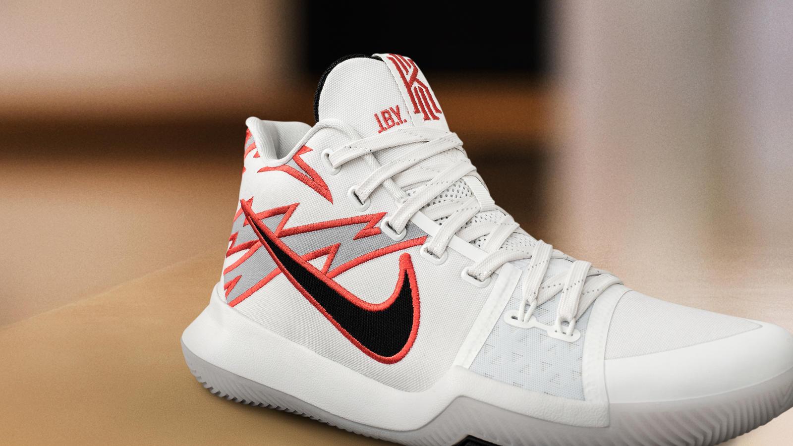 KYRIE 3 PE - Nike News