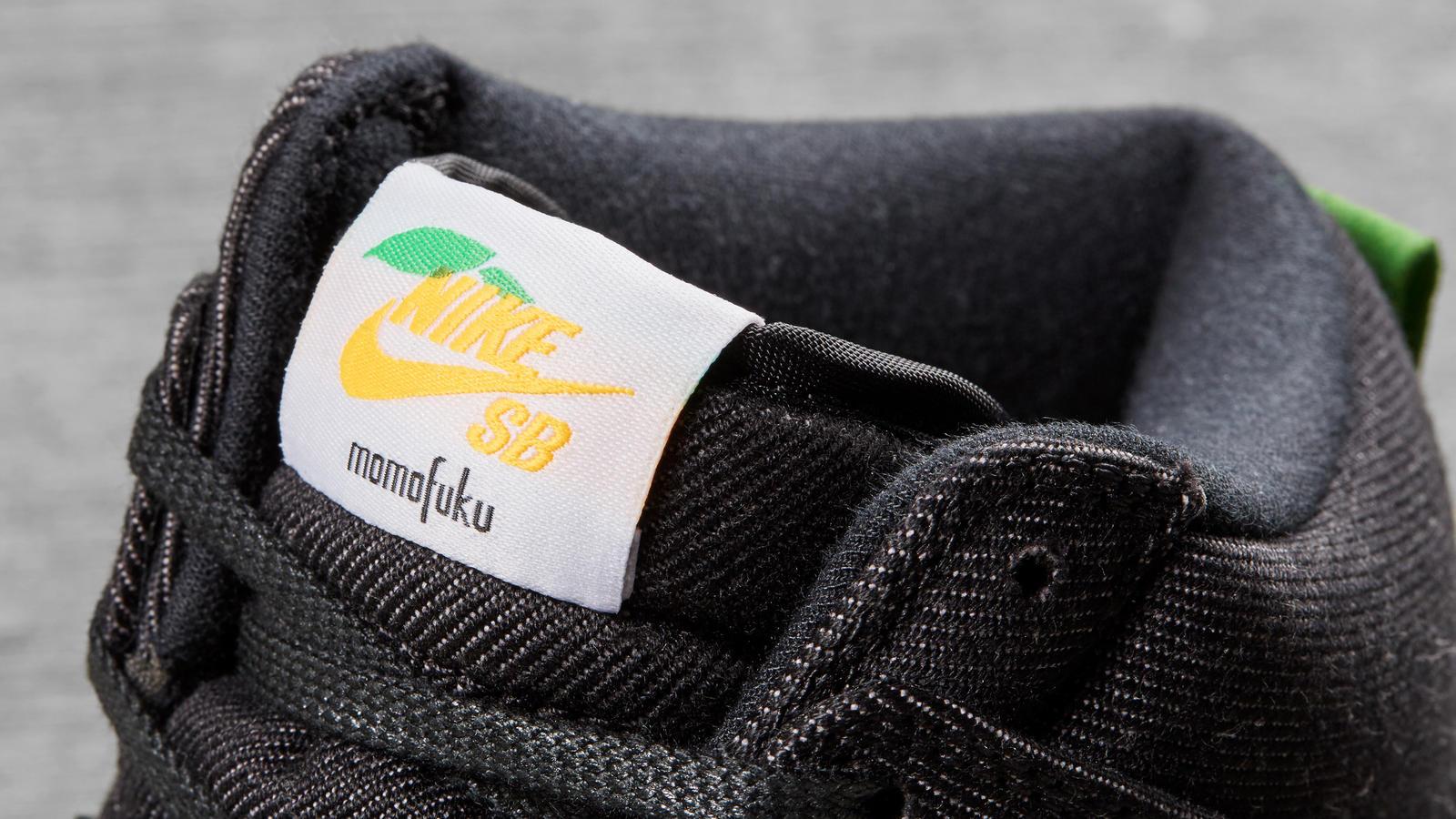 "Nike SB Dunk High Pro ""Momofuku"" - Nike News"