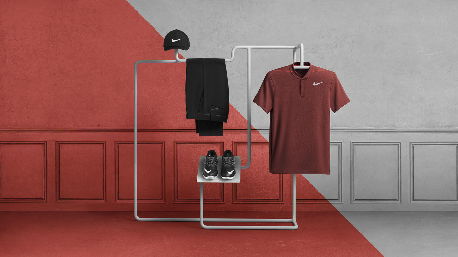 Nike Golf Gets Fresh for the Biggest Tournament of the Year 17