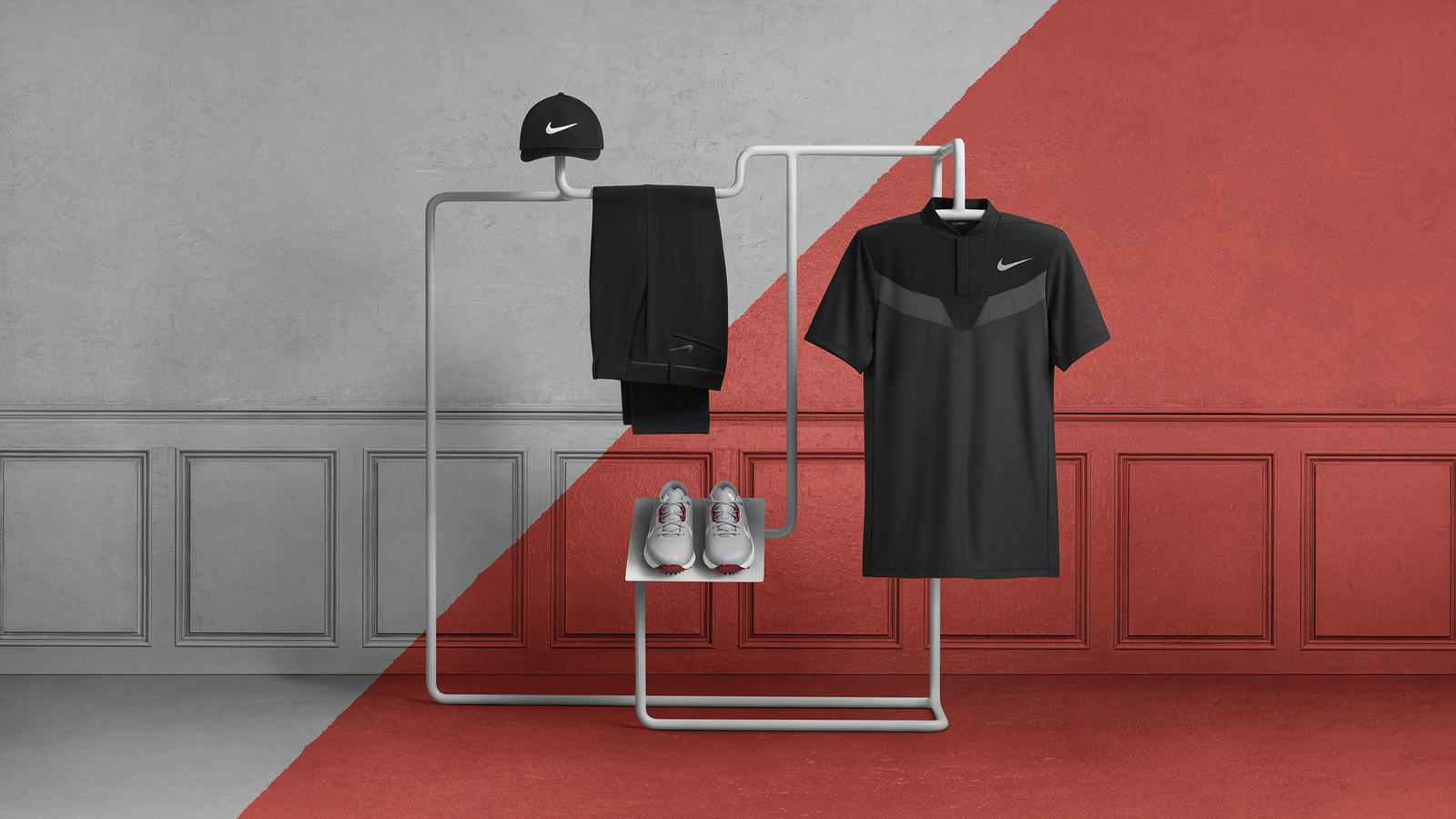 Nike Golf Gets Fresh for the Biggest Tournament of the Year 21