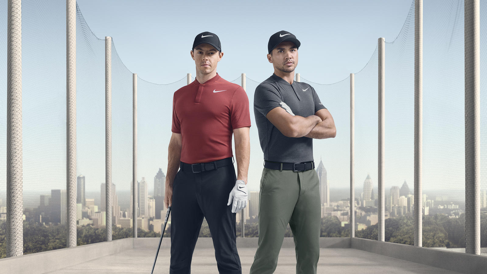 Nike Golf Gets Fresh for the Biggest Tournament of the Year 23