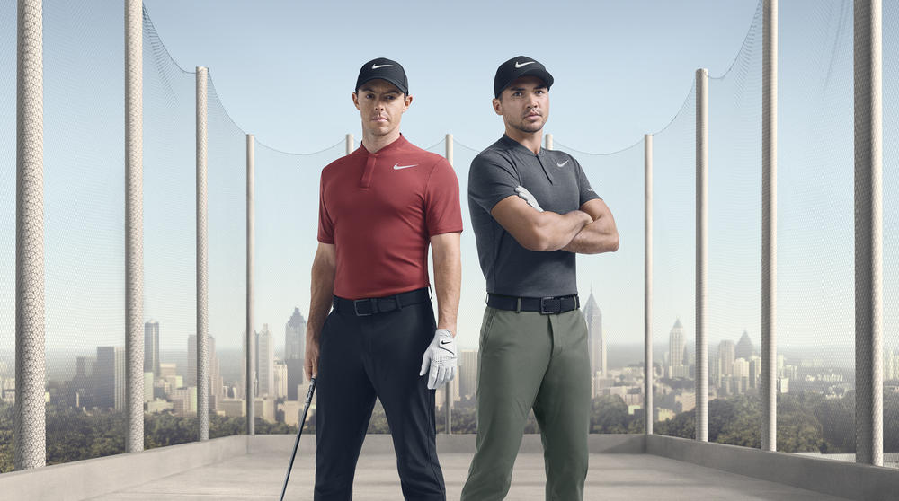 Nike Golf Gets Fresh for the Biggest Tournament of the Year