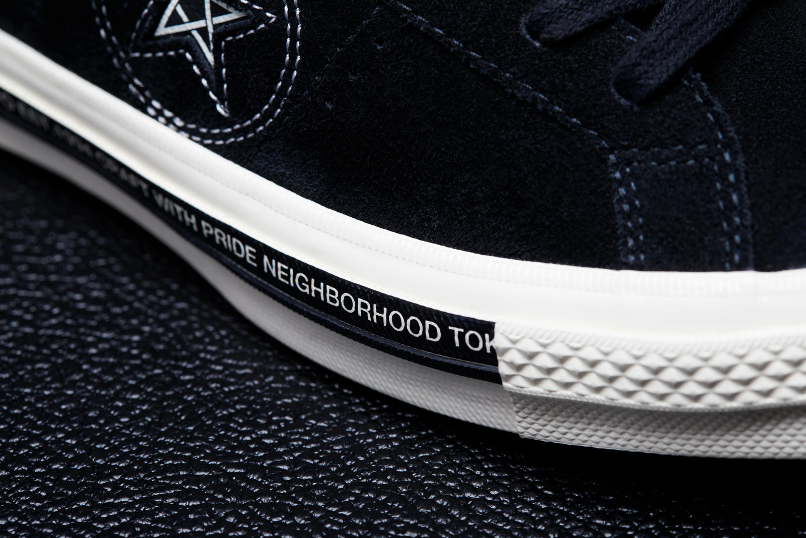 factory price 9d53d 8246e Converse and Neighborhood Announce New Moto-Inspired Collaboration 3