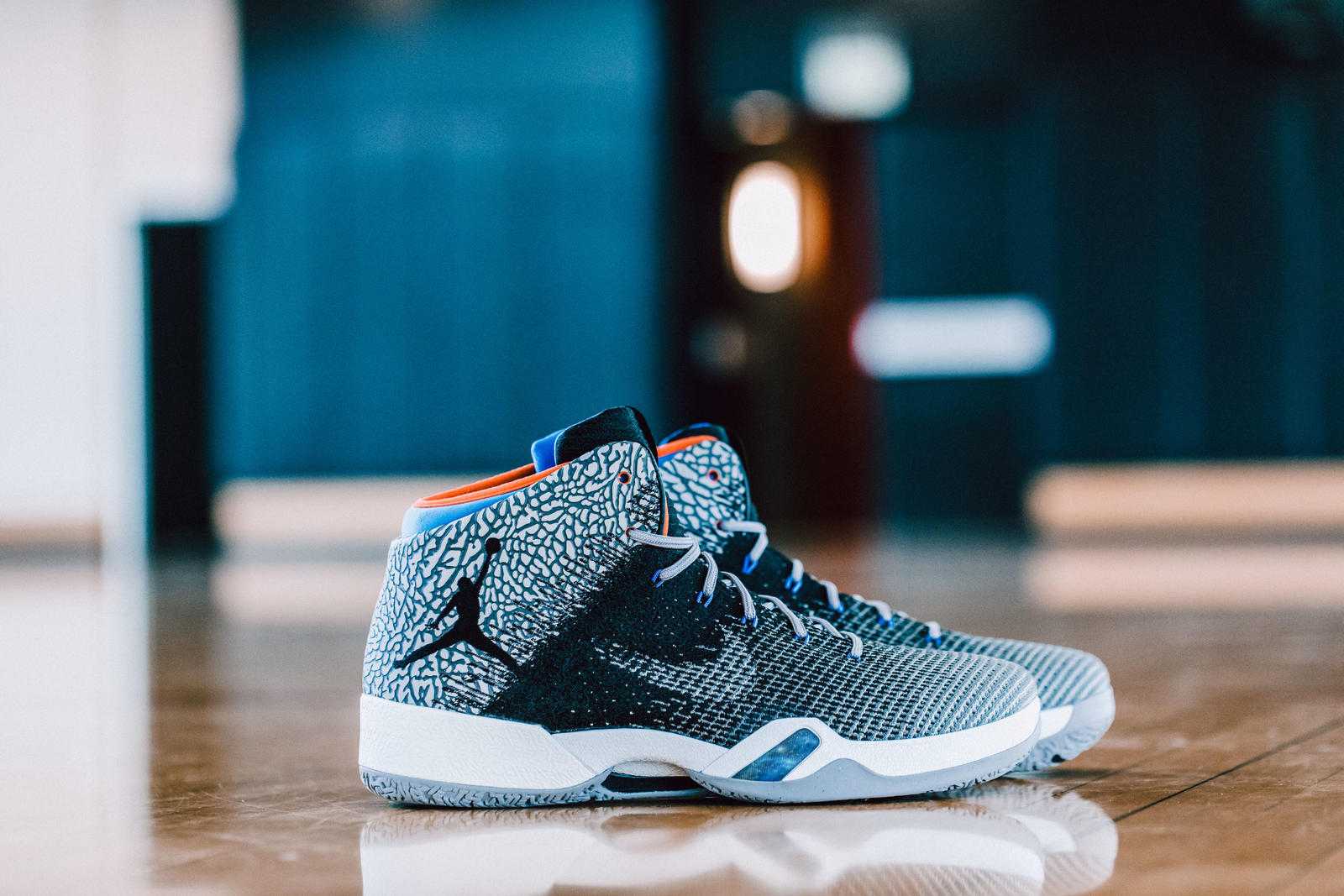 Air Jordan XXXI Why Not? PE