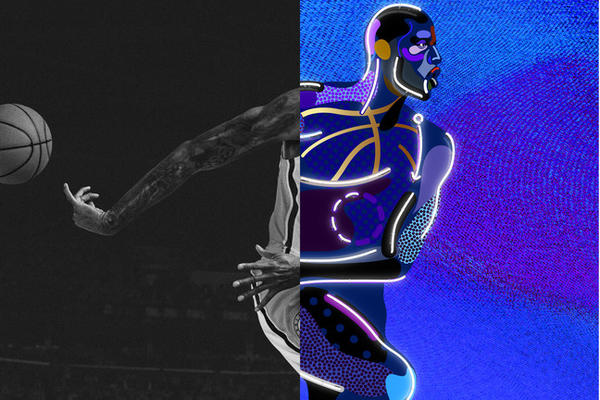 image for nike basketball