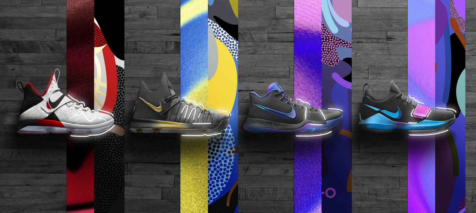 Nike Basketball Flip the Switch