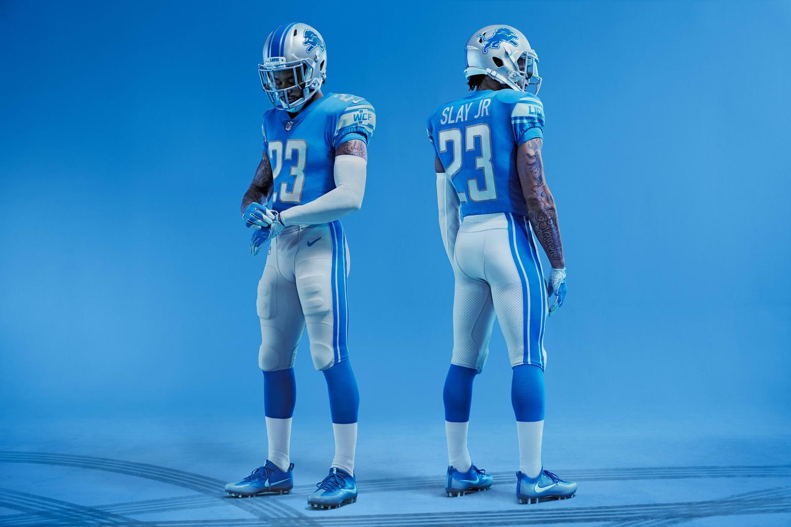 New detroit lions nike jerseys