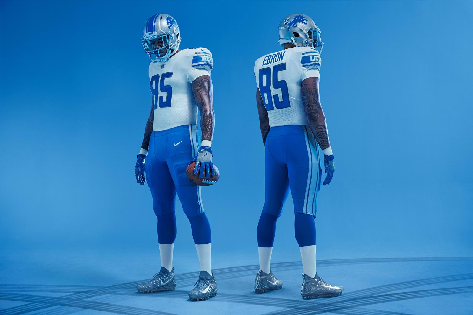 5 Reasons to Obsess Over the New Lions Uniforms - Nike News