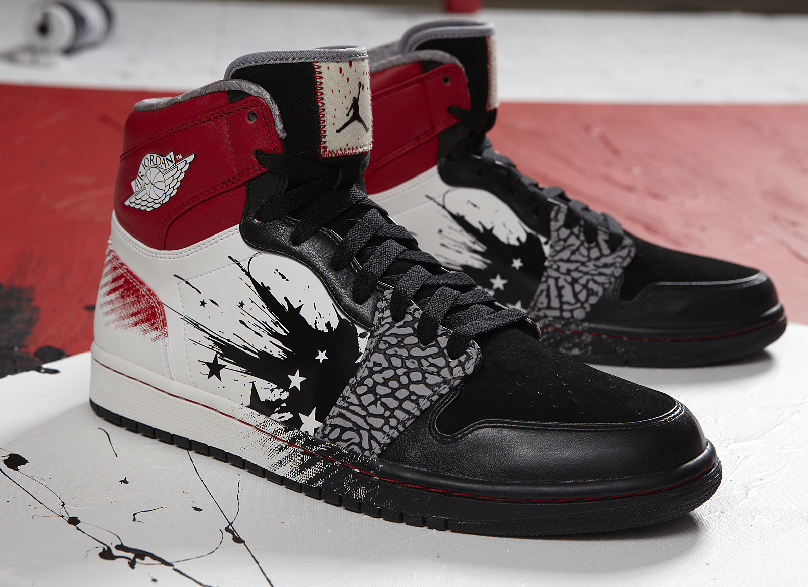 air jordan 1 dave white for sale