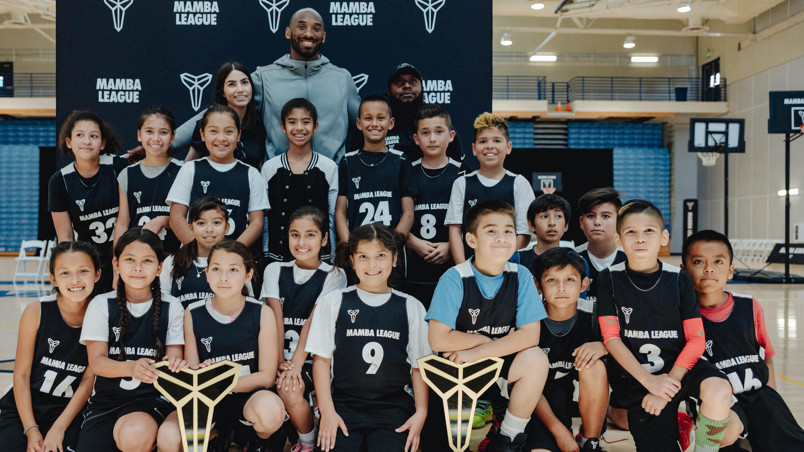 With a Little Help from Kobe Bryant, LA's New Mamba League Gives ...