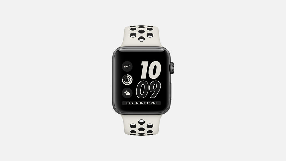 New Apple Watch NikeLab Champions neutral-toned Style