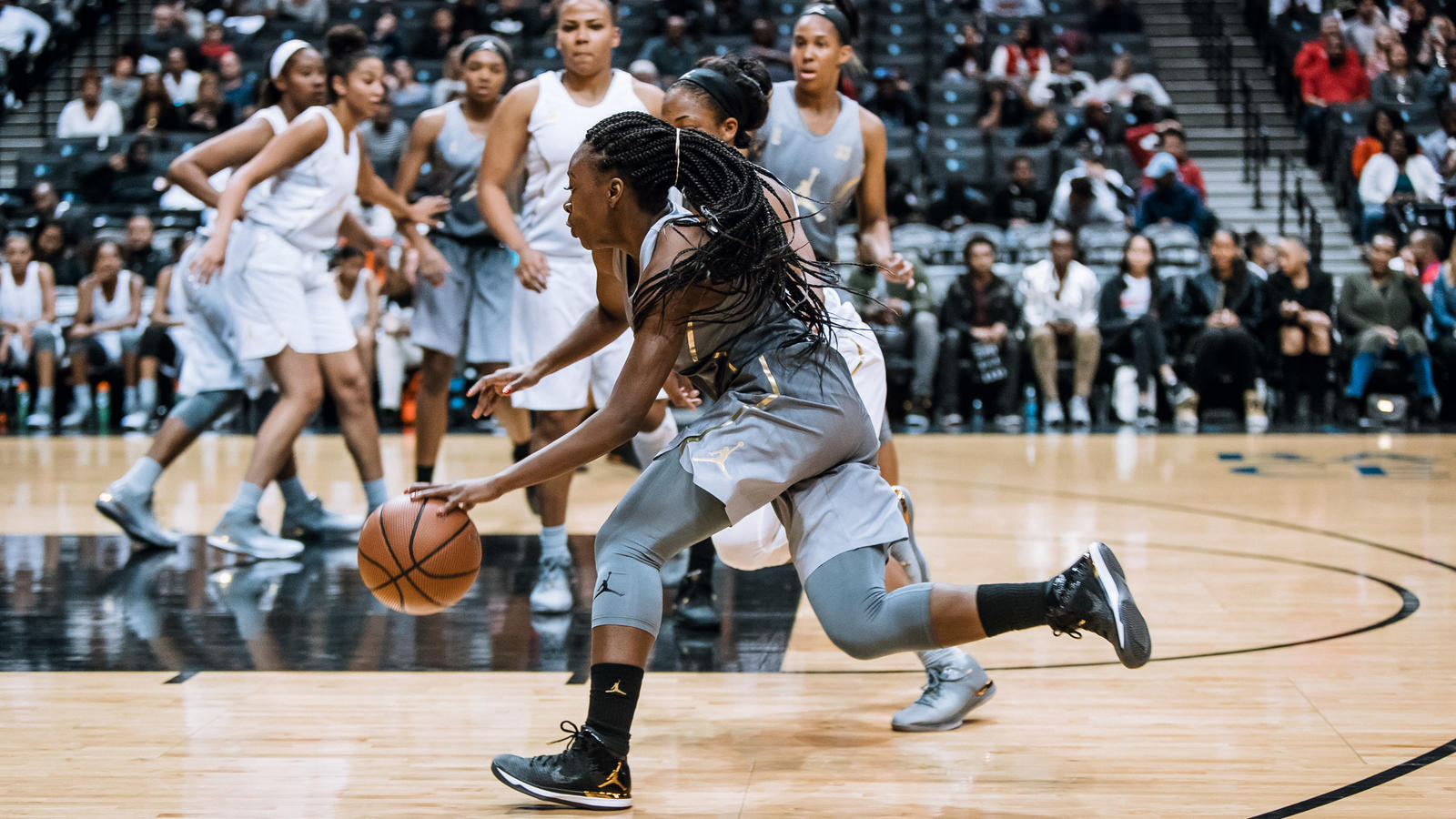 2017 JORDAN BRAND CLASSIC HOSTS NEXT GENERATION OF ELITE TALENT  2