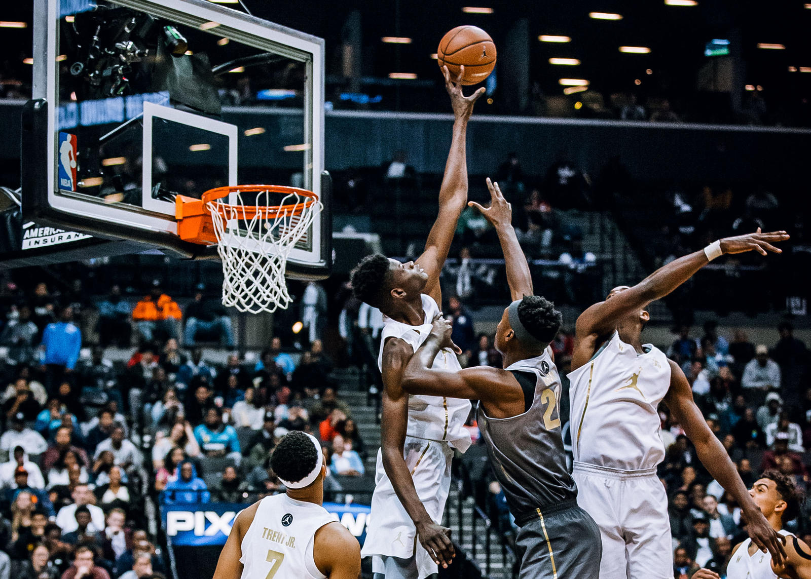 2017 JORDAN BRAND CLASSIC HOSTS NEXT GENERATION OF ELITE TALENT  8