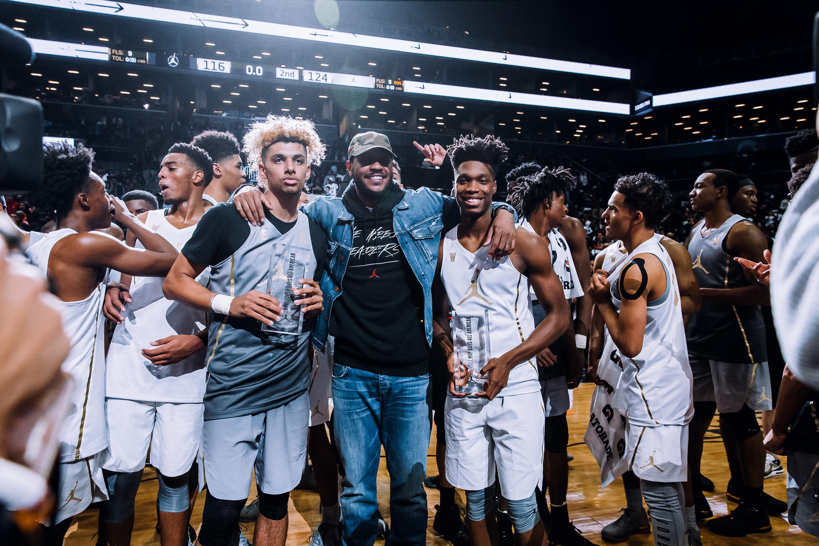 2017 JORDAN BRAND CLASSIC HOSTS NEXT GENERATION OF ELITE TALENT  11
