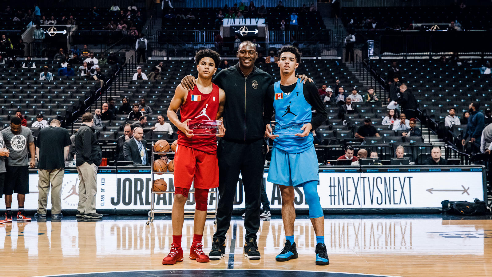 2017 JORDAN BRAND CLASSIC HOSTS NEXT GENERATION OF ELITE TALENT  15